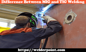 Get More Information About Mig & Tig welding & their difference