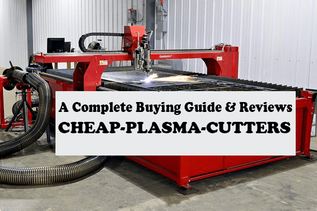 Get Your best cheap plasma cutters from welderpoint